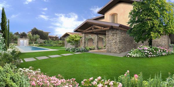 Merletti garden design progettazione giardini - Design giardini ...
