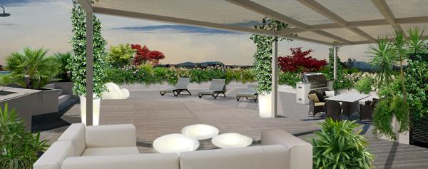 Gallery giardini progettazione giardini realizzazione for Terrazzo giardino progettazione